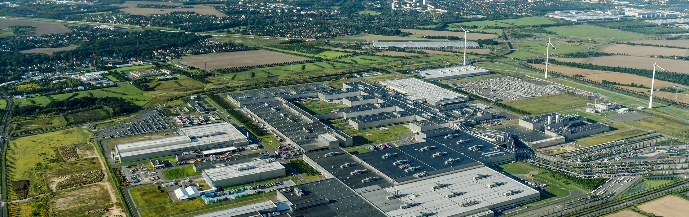 Bmw Group Careers Locations Plants In Germany Leipzig Plant